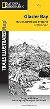 Trails Illustrated Map: Glacier Bay National…
