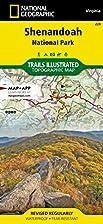 Trails Illustrated Map: Shenandoah National…