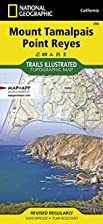 Trails Illustrated Map: Mount Tamalpais,…