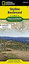 Trails Illustrated Map: Skyline Boulevard by…