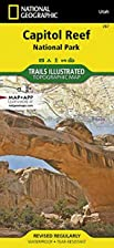 Trails Illustrated Map: Capitol Reef…
