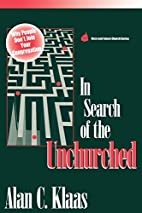 In Search of the Unchurched: Why People…