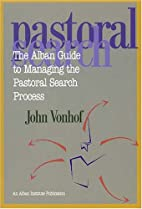 The Alban Guide to Managing the Pastoral…
