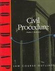 Civil Procedure: Aspen Roadmap Law Course…