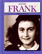 Library of Famous Women - Anne Frank by Gene…