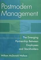 Postmodern Management: The Emerging…