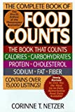 Netzer, Corinne T.: The Complete Book of Food Counts