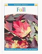 Fall (Wonder Books: Seasons) by Cynthia…