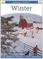 Winter (Wonder Books: Seasons) by Cynthia…