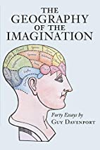The Geography of the Imagination by Guy…