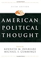 American Political Thought, Fifth Edition…