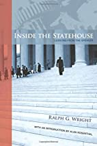 Inside the Statehouse: Lessons From the…