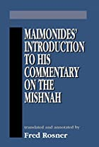 Maimonides' Introduction to the Talmud: A…