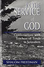 In the Service of God: Conversations With…