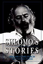 Shlomo's Stories: Selected Tales by…