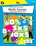 C. Karwowski: The 100+ Series Math Games Throughout the Year, Grades 2-3: Challenge Your Mind