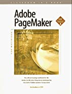 Adobe PageMaker 6 for Macintosh: Classroom…