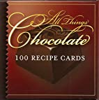 All Things Chocolate by Marti Ladd