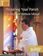 Preparing Your Parish for the Revised Roman…