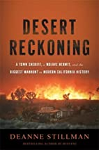 Desert Reckoning: A Town Sheriff, a Mojave…