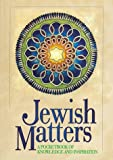 Kombluth, Doron: Jewish Matters: A Pocketbook of Knowledge and Inspiration