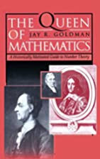 The Queen of Mathematics : An Historically…