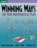Berlekamp, Elwyn R.: Winning Ways for Your Mathematical Plays, Vol. 2