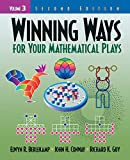 Elwyn R. Berlekamp: Winning Ways for Your Mathematical Plays, Volume 3