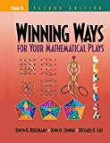 Berlekamp, Elwyn R.: Winning Ways for Your Mathematical Plays, Volume 4