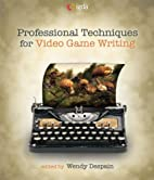 Professional Techniques for Video Game…