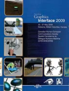 Graphics Interface 2009 by Amy Gooch