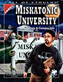 Johnson, Sam: Miskatonic University
