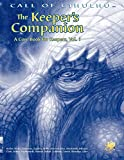 Chaosium Inc: Keepers Companion