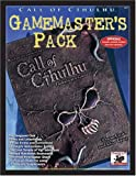 Rosenberg, Aaron: Call of Cthulhu Gamemasters Pack Call of Cthulhu