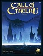 Chaosium 23106 Coc Call Of Counthulhu 6E Sc…