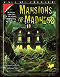 Michael DeWolfe: Mansions of Madness (Call of Cthulhu Horror Roleplaying, 1920s Era)