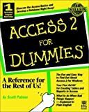 Palmer, Scott: Access 2 for Dummies