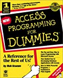 Krumm, Rob: Access Programming for Dummies