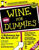 McCarthy, Ed: Wine for Dummies