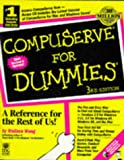Wang, Wally: Compuserve for Dummies (For Dummies (Computer/Tech))