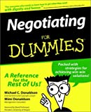Donaldson, Michael C.: Negotiating for Dummies