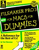 Maremaa, Tom: Filemaker Pro 3 for Macs for Dummies