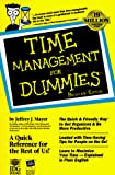 Mayer, Jeffrey J.: Time Management for Dummies: Briefcase Edition