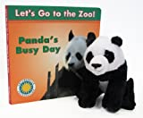 Laura Gates Galvin: Panda's Busy Day (Let's Go To The Zoo!)