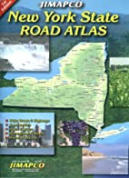 New York State Road Atlas by Jimapco