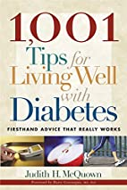 1,001 Tips for Living Well with Diabetes:…