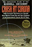 Berliner, Don: Crash at Corona: The U.S. Military Retrieval and Cover-Up of a Ufo