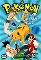 Pikachu Shocks Back by Toshihiro Ono