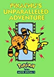 Jones, Gerard: Pikachus Unparalleled Adventure