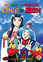 No Need for Tenchi!, Volume 8: Chef of Iron…